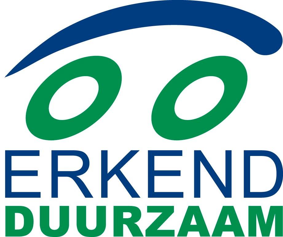 Erkend Duurzaam - Logo